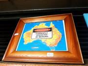 Sale 8678 - Lot 2072 - Australia Sign