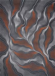 Sale 8738 - Lot 520 - Anna Petyarre (c1965 - ) - My Country, 2010 100 x 73cm