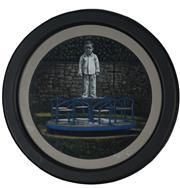 Sale 8903 - Lot 2010 - Nerissa Lea (1959 - ) - Portal 9 25 cm diameter