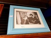 Sale 8678 - Lot 2073 - Warhol & Haring Print
