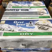 Sale 8801W - Lot 58 - 30x Canadian Club & Dry Cans 4.8%, 375ml