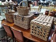 Sale 8826 - Lot 1029 - Collection of Baskets
