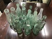 Sale 8839 - Lot 1078 - Set of Eight Scholes Rostron Vintage Bottles