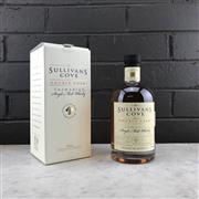 Sale 8950W - Lot 2 - 1x Sullivans Cove Double Cask Single Malt Tasmanian Whisky - cask no. DC102, bottle no. 176/1430, decanted on 10/01/2019, 45.2% AB...