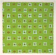 Sale 8980A - Lot 5071 - Una Foster (1912 - 1996) (2 works) - Untitled (Graphics) 19 x 13.5 cm (mount: 56 x 45.5 cm); 16 x 16.5 cm (mount: 56 x 46cm)