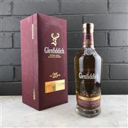 Sale 9017W - Lot 51 - Glenfiddich Rare Oak 25YO Single Malt Scotch Whisky - 43% ABV, 700ml in box