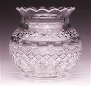 Sale 9081 - Lot 25 - Waterford Crystal vase (H20cm)