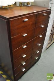 Sale 8386 - Lot 1066 - Modern Chest of 6 Drawers
