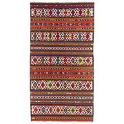 Sale 8870C - Lot 21 - Antique Caucasian Kilim Rug in Handspun Wool c1940, 297x158cm