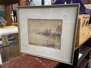 Sale 9058 - Lot 2063 - Artist Unknown - Landscape 36 x 42 cm