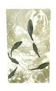 Sale 9061 - Lot 2080 - Artist Unknown - Koi #3 49.5 x 28.5 cm (frame: 82 x 59 x 4 cm)