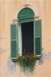 Sale 8492 - Lot 513 - Scott McDougall (1953 - ) - Verona Bouquet 90.5 x 60cm
