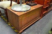 Sale 8489 - Lot 1051 - Lift Top Trunk