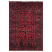 Sale 8913H - Lot 11 - Afghan Khal Rug, 142x100cm, Handspun Ghazni Wool