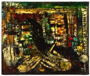 Sale 8976H - Lot 101 - Gerard Havekes. (Holland) The Couple, Acrylic on canvas, 51 x 61cm unframed.