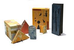 Sale 9096A - Lot 5072 - Christina Cordero (1938 - ) - Artists Books & Trinket Boxes various sizes