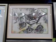 Sale 8407T - Lot 2011 - Robyn Yael Cohen (XX) - Scenes from a Pram 51 x 70.5cm