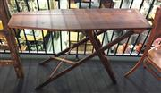Sale 8319 - Lot 402 - wooden iron board circa 1930
