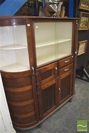 Sale 8390 - Lot 1251 - Vintage Kitchen Cabinet