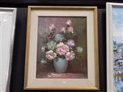 Sale 8417T - Lot 2011 - Artist Unknown (XX) - Still Life 49 x 39cm