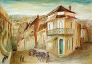 Sale 8565 - Lot 504 - William Drew (1928 - 1983) - Paddington, 1960 44.5 x 59.5cm