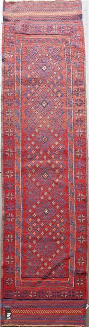 Sale 8669 - Lot 1076 - Persian Balouch Runner (270 x 60cm)
