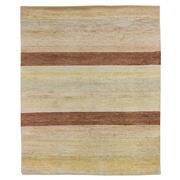 Sale 8913H - Lot 13 - Afghan Rustic Stripes, Vegetable Dyes, 250x310cm, Handspun Ghazni Wool