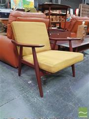Sale 8451 - Lot 1006 - Hans Wegner GE270 Armchair
