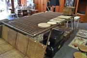 Sale 8480 - Lot 1194 - Metal Shearers Sorting Table
