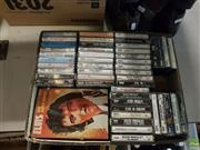 Sale 8582 - Lot 2296 - Box of Elvis Cassettes