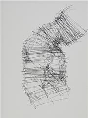 Sale 8708A - Lot 533 - Vernon Ah Kee (1967 - ) - Lynching, 2013 40.5 x 30.5cm
