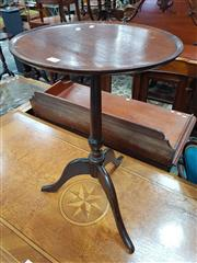 Sale 8831 - Lot 1040 - Mahogany Wine Table