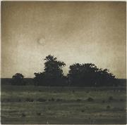 Sale 9032A - Lot 5001 - Ian Grant (1947 - ) - Three Trees, 2007 27 x 27 cm (frame: 29 x 57 x 4 cm)