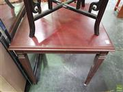 Sale 8637 - Lot 1052 - Small Side Table