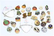 Sale 8673 - Lot 42 - Badges Including St Johns Ambulance