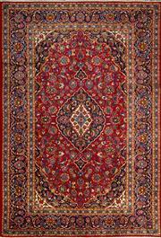 Sale 8338C - Lot 5 - Persian Kashan 230cm x 335cm