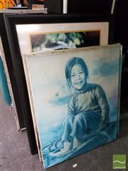 Sale 8478 - Lot 2083 - 4 Prints & Photographic Print by G.C. Siphon
