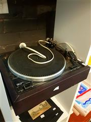 Sale 8663 - Lot 2174 - Vintage Record Player