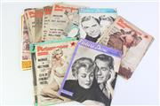 Sale 8944 - Lot 62 - Collection of movie magazines incl. picture goer