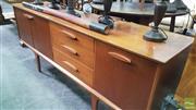 Sale 8364 - Lot 1028 - Jentique Teak Sideboard