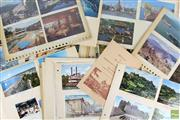 Sale 8560 - Lot 29 - Box Of Vintage Postcards