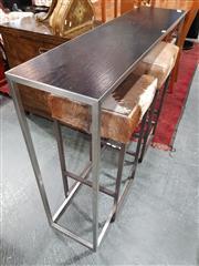 Sale 8676 - Lot 1038 - Modern Hall Table