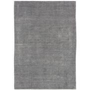 Sale 8870C - Lot 30 - Indian Tonal Ribbed Rug in Bamboo Silk, 160x230cm