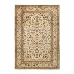 Sale 9090C - Lot 21 - Persian Kashan Carpet, 205x295cm, Handspun Persian Wool