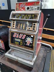 Sale 8826 - Lot 1001 - Vintage Poker Machine