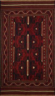 Sale 8370C - Lot 35 - Persian Somak 110cm x 195cm
