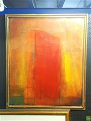 Sale 8627 - Lot 2073 - Framed Abstract Artwork
