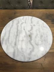 Sale 8724 - Lot 1080 - Marble Top (60cm)