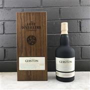 Sale 9017W - Lot 70 - The Lost Distillery Co. Gertson - Vintage Selection 25+YO Blended Malt Scotch Whisky - batch no. 002, bottle no. 242/624, 46% ABV,...