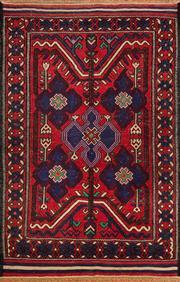Sale 8380C - Lot 73 - Persian Somak 160cm x 105cm